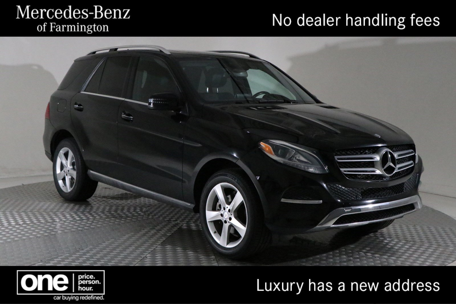 Certified Pre Owned 2016 Mercedes Benz Gle 350