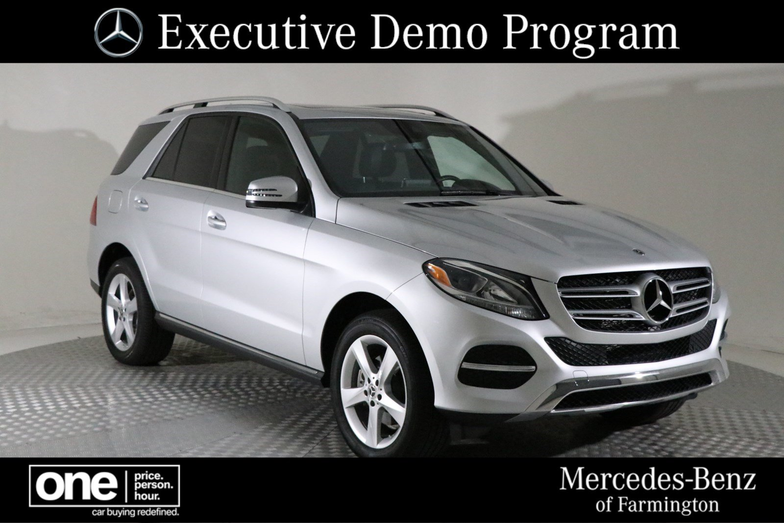 Certified Pre Owned 2018 Mercedes Benz Gle Gle 350 Suv In Farmington