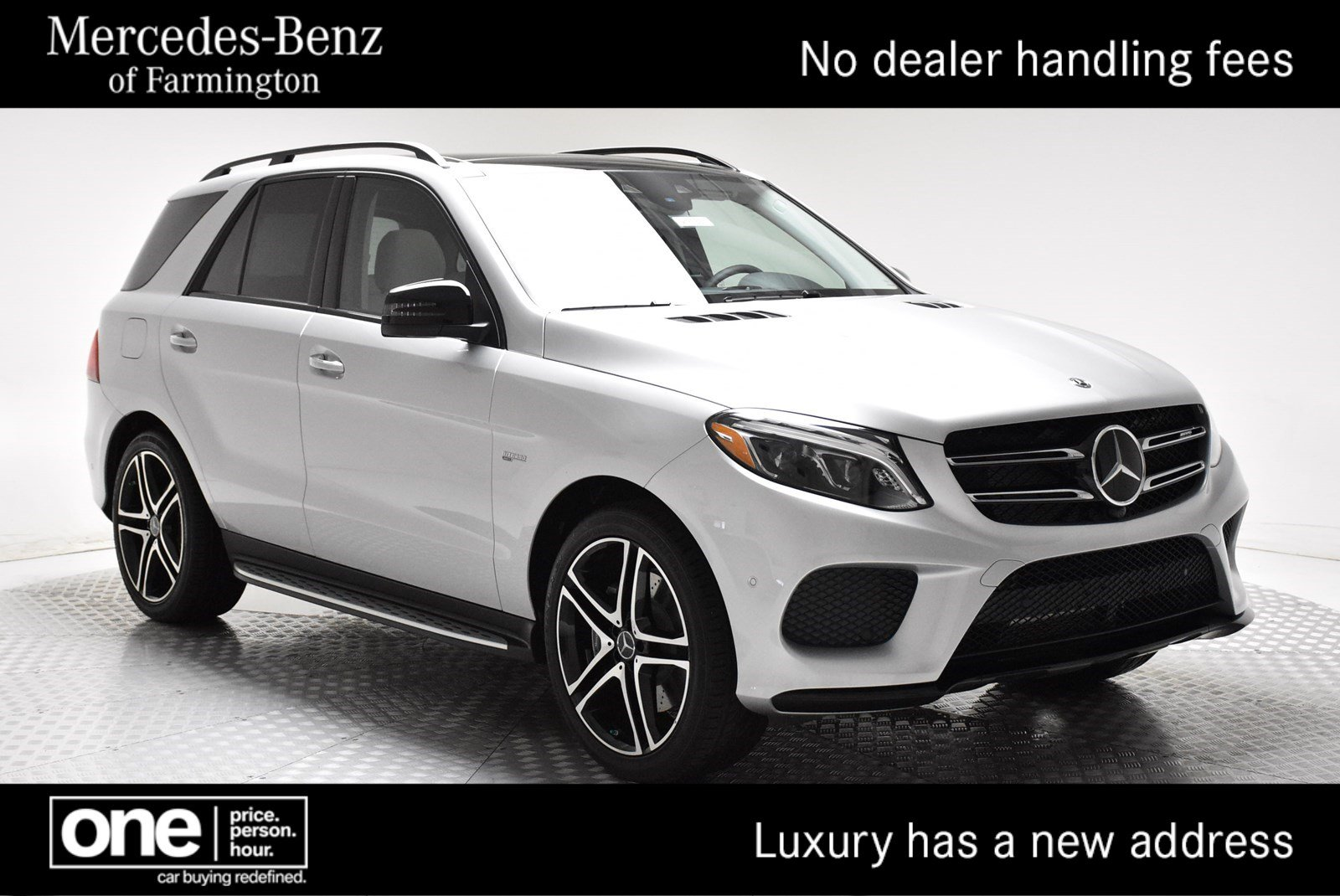 New 2018 mercedes benz gle amg gle 43 suv suv in for Mercedes benz corporate run 2018