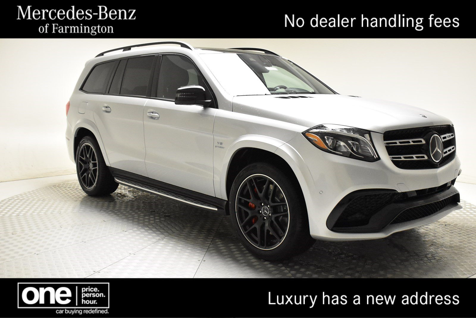 Mercedes Suv  Price