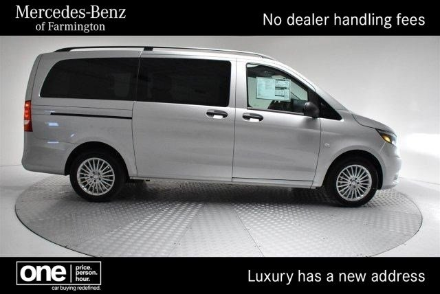 new 2017 mercedes benz metris passenger van passenger van in farmington 5s70014 mercedes benz. Black Bedroom Furniture Sets. Home Design Ideas