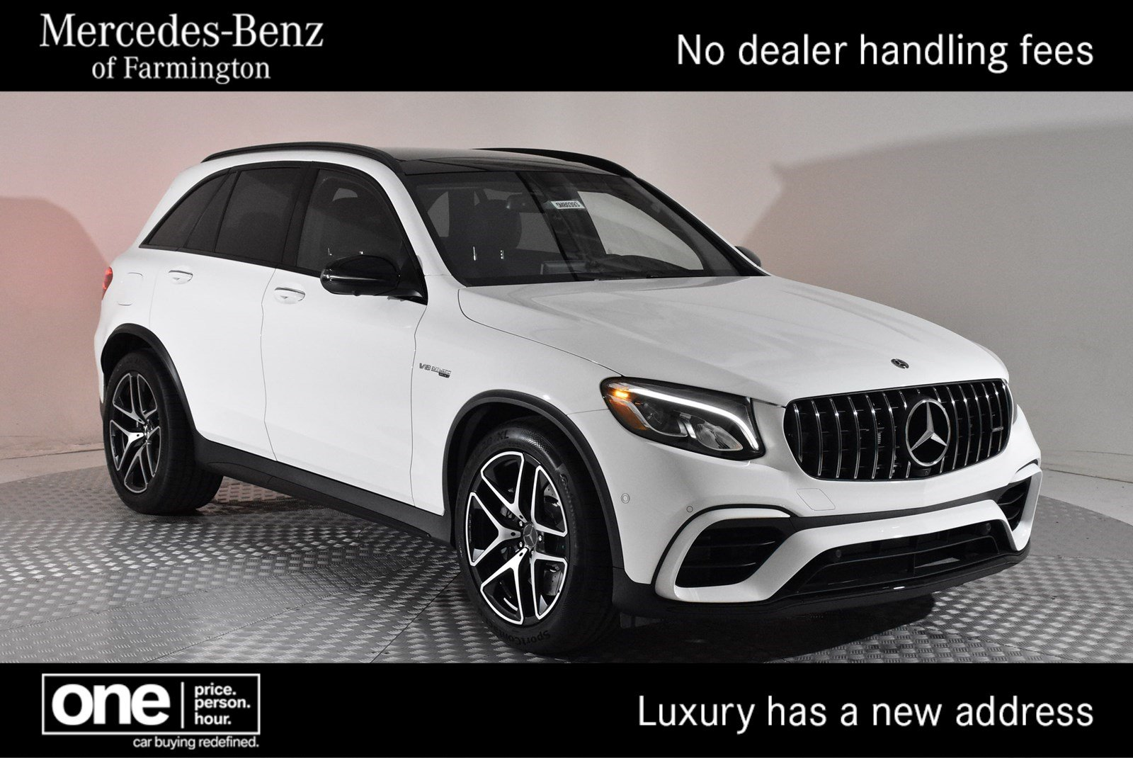 glc in amg benz suv new ae inventory awd mercedes parkersburg