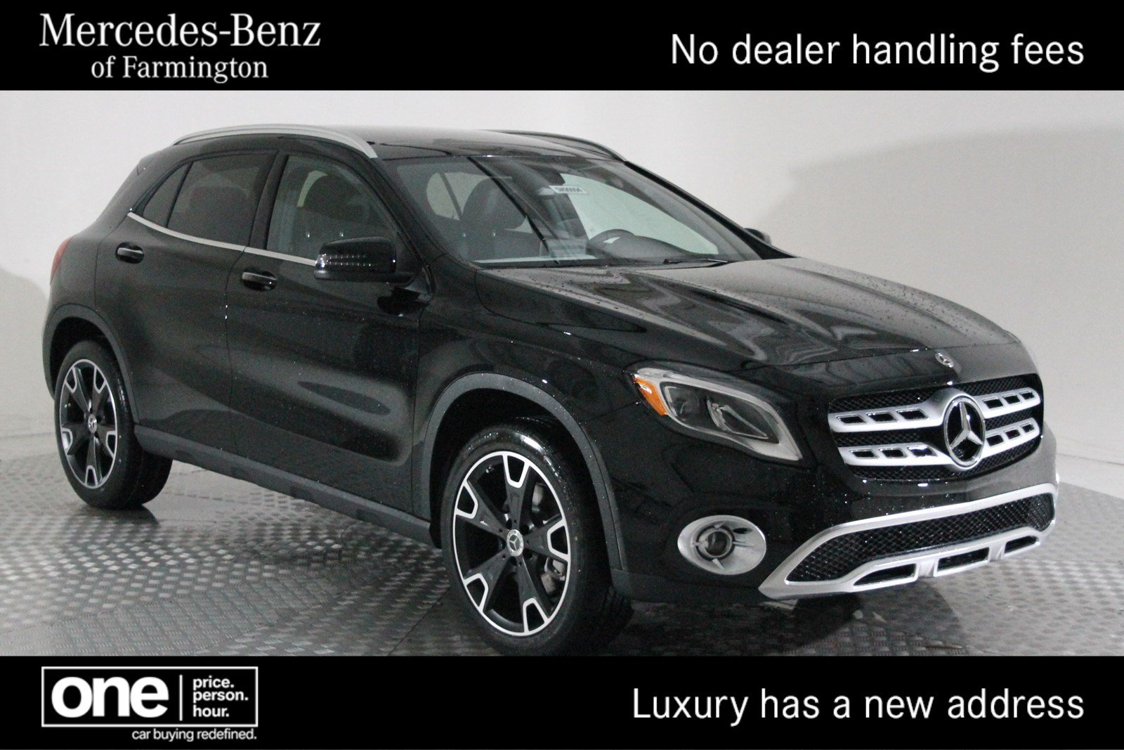 New 2019 Mercedes Benz Gla 250