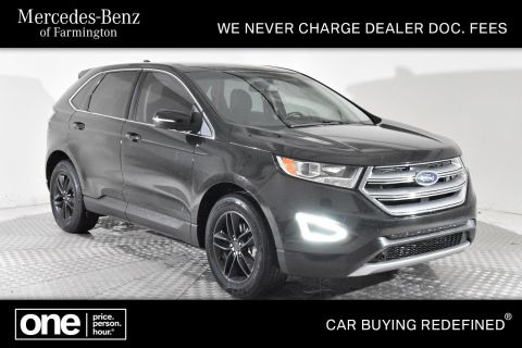 Pre-Owned 2015 Ford SEL FWD Sport Utility