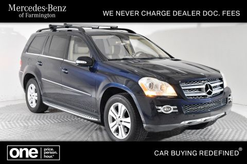 Pre-Owned 2008 Mercedes-Benz GL 450 AWD 4MATIC®