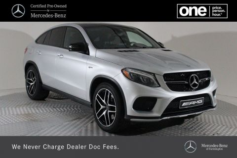 2017 Mercedes-Benz GLE AMG® GLE 43 Coupe