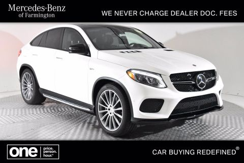 2019 Mercedes-Benz GLE AMG® GLE 43 Coupe