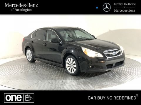 Pre-Owned 2012 Subaru Legacy 2.5i Limited AWD