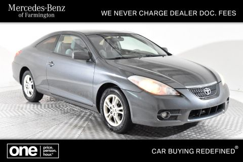 Pre-Owned 2008 Toyota Camry Solara SLE FWD 2dr Car