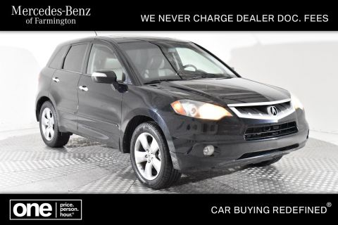 Pre-Owned 2008 Acura RDX Tech Pkg With Navigation & AWD