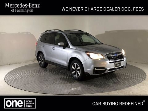 Pre-Owned 2017 Subaru Forester Premium AWD