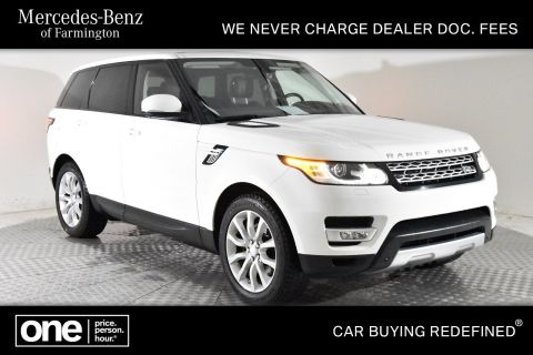 Pre-Owned 2015 Land Rover Range Rover Sport HSE With Navigation & 4WD