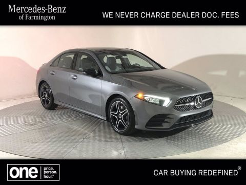 New 2020 Mercedes-Benz A 220 AWD 4MATIC®