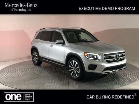 Certified Pre-Owned 2020 Mercedes-Benz GLB 250 AWD 4MATIC®