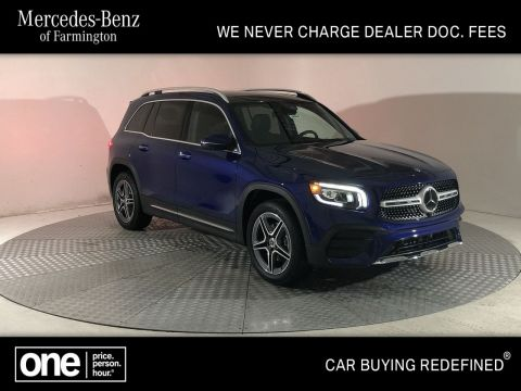 New 2020 Mercedes-Benz GLB 250 AWD 4MATIC®