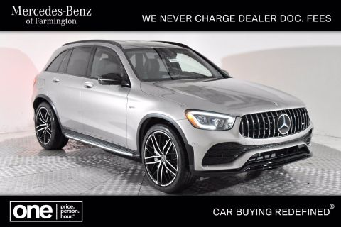 New 2020 Mercedes-Benz AMG® GLC 43 SUV AWD 4MATIC®