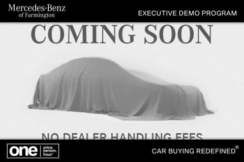 Certified Pre-Owned 2020 Mercedes-Benz GLC 300 AWD 4MATIC®