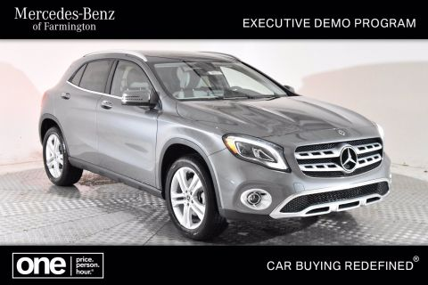 Certified Pre-Owned 2020 Mercedes-Benz GLA 250 AWD 4MATIC®