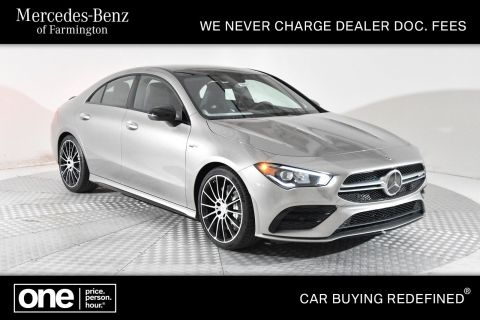 2020 Mercedes-Benz CLA AMG® CLA 35 Coupe