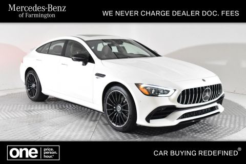 New 2019 Mercedes-Benz GT AMG® GT C 53 AWD 4MATIC®