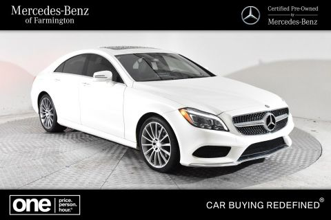 Certified Pre-Owned 2016 Mercedes-Benz CLS 400 AWD 4MATIC®