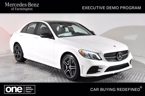 Certified Pre-Owned 2020 Mercedes-Benz C 300 4MATIC®