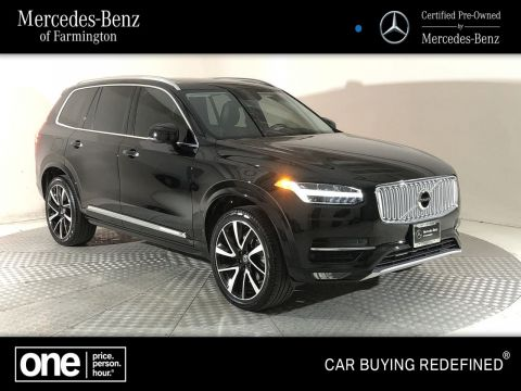 Pre-Owned 2019 Volvo XC90 Inscription With Navigation & AWD